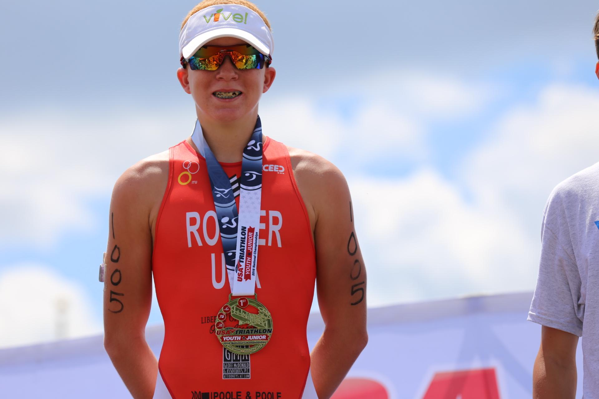 Luke Rosser - Oakland, FL - Triathlete