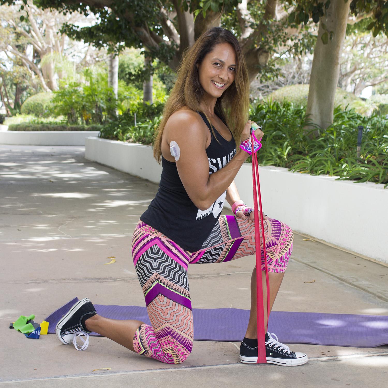 Christel Oerum - Santa Monica, CA - Fitness