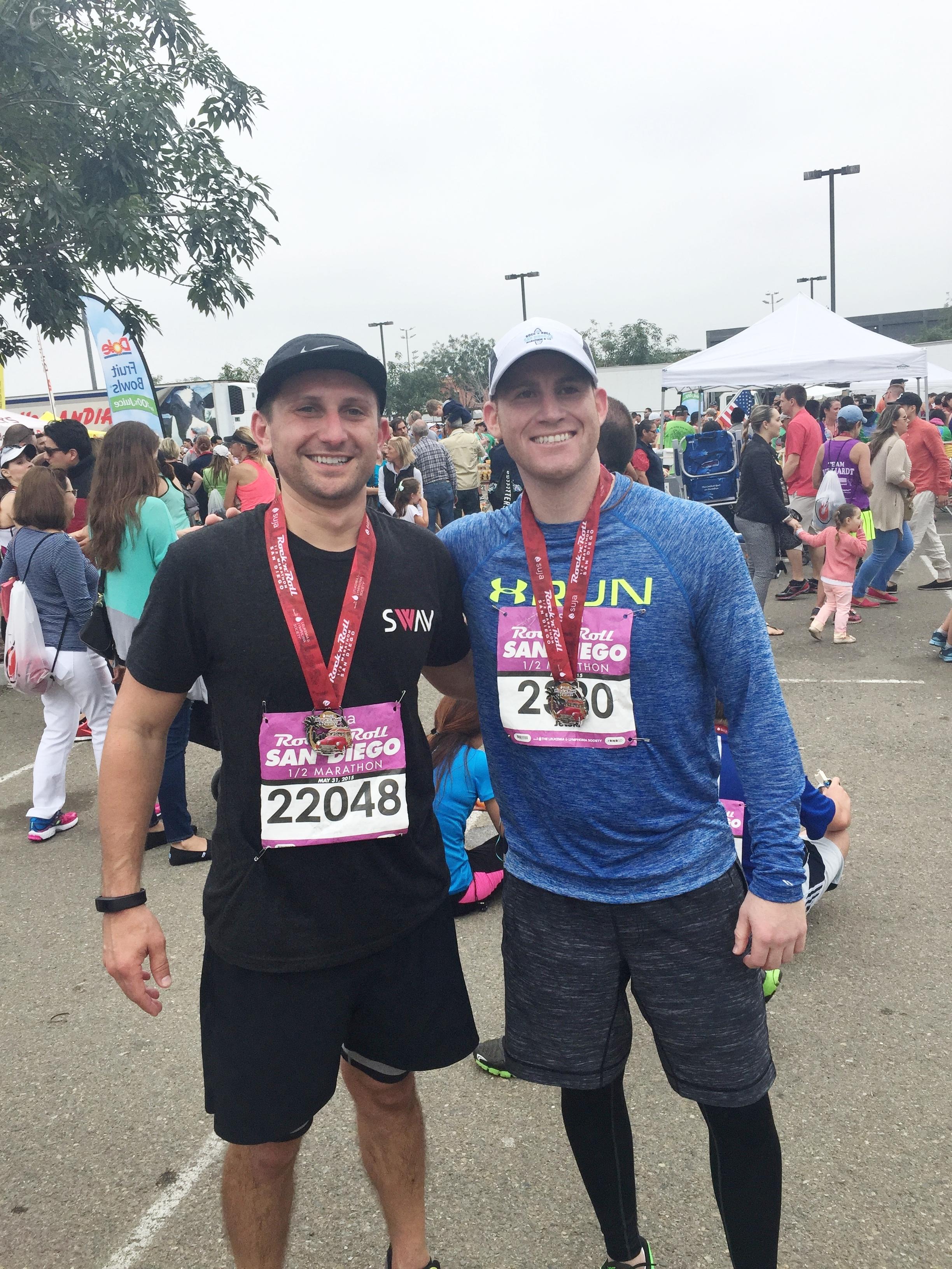 Jordan Olness - Newport Beach, CA - Endurance Atlete