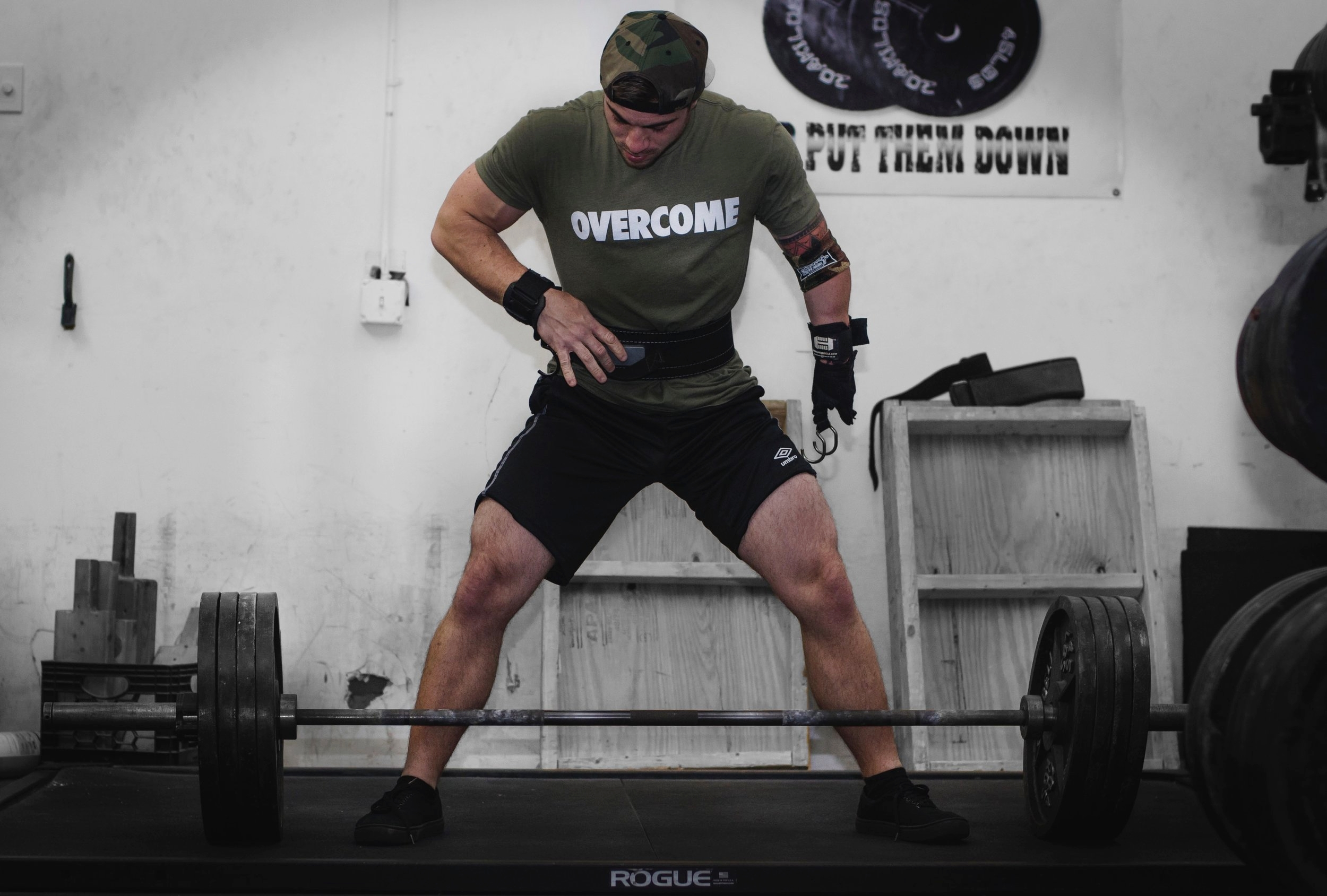 Chris Ruden - Coconut Creek, FL - Bodybuilder/Powerlifter
