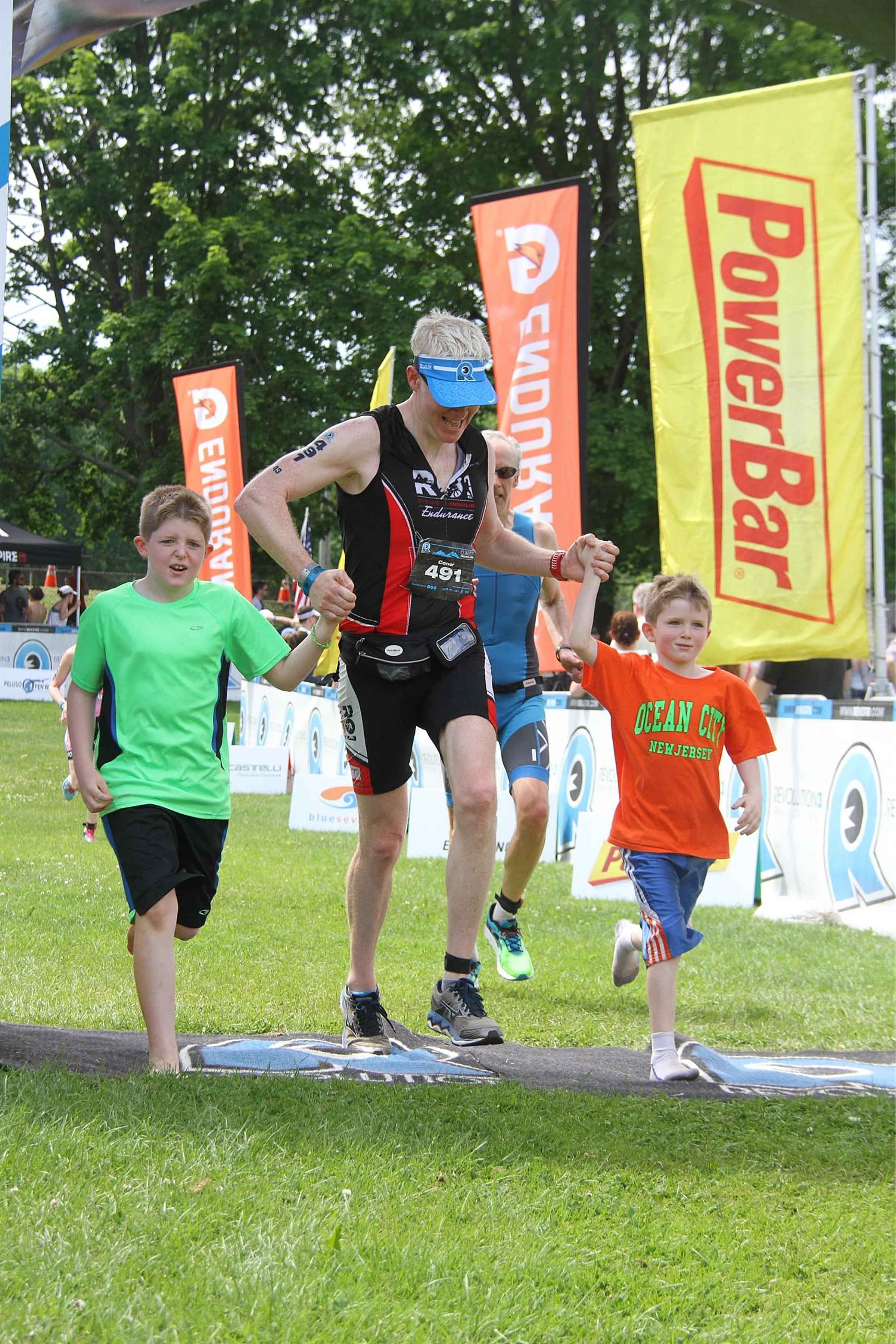 Conor Smith - Ft. Washington, PA - Endurance Athlete
