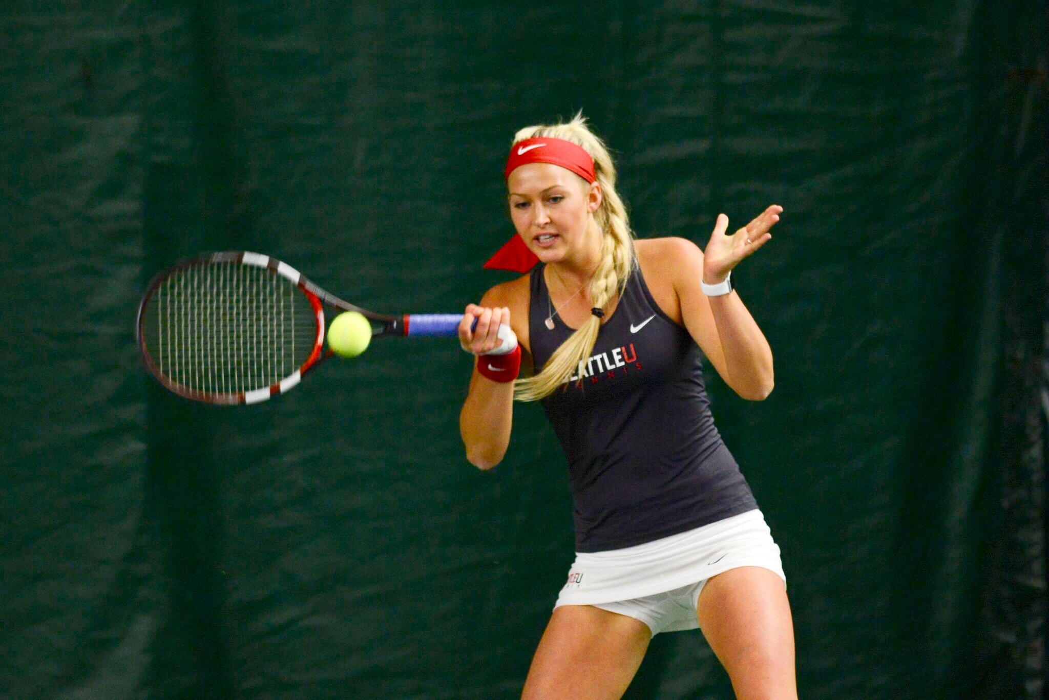 Maddie Maloney - Seattle, WA - Tennis