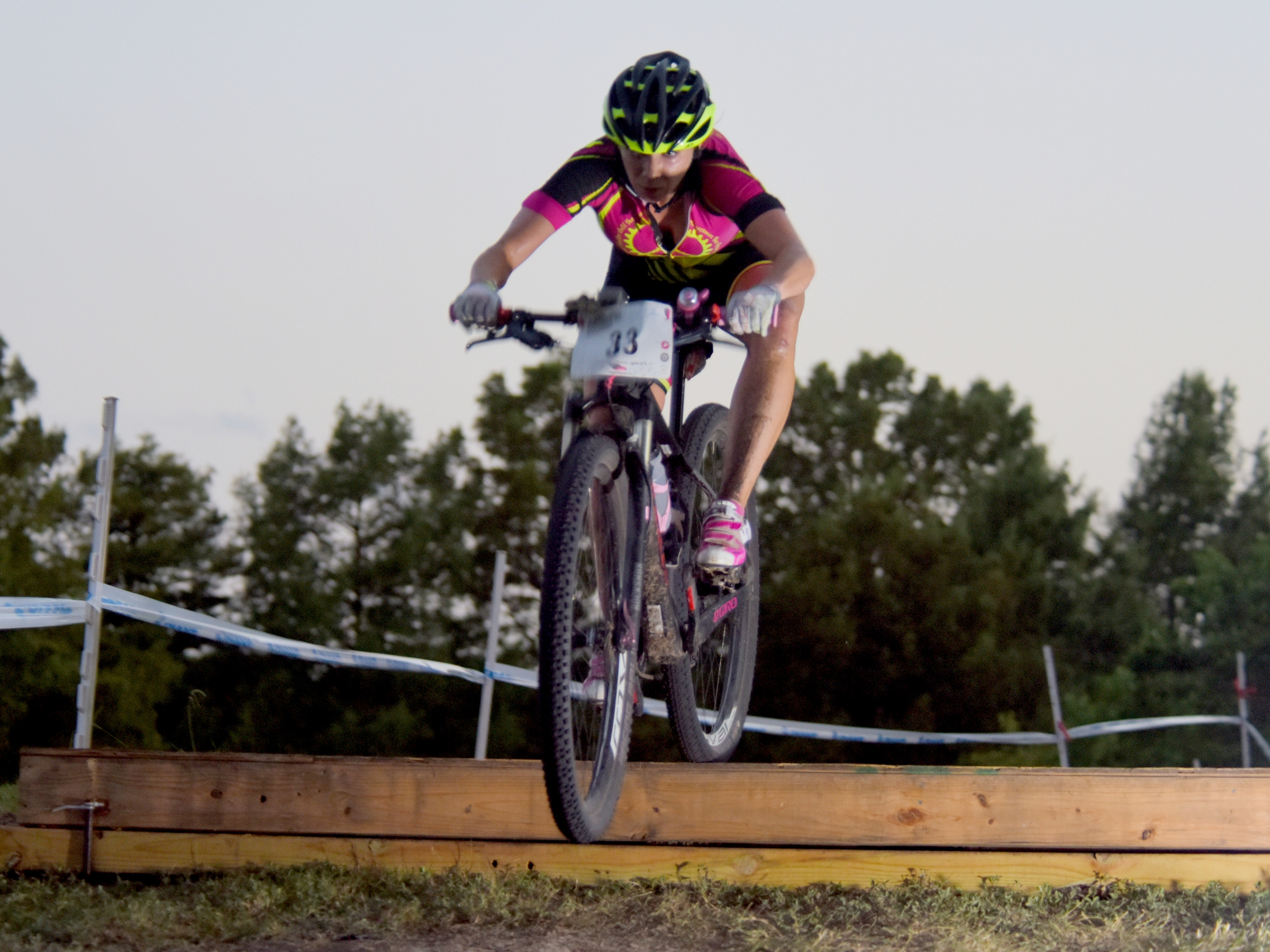 Stephanie Cole - Houston, TX - Mountain Biker