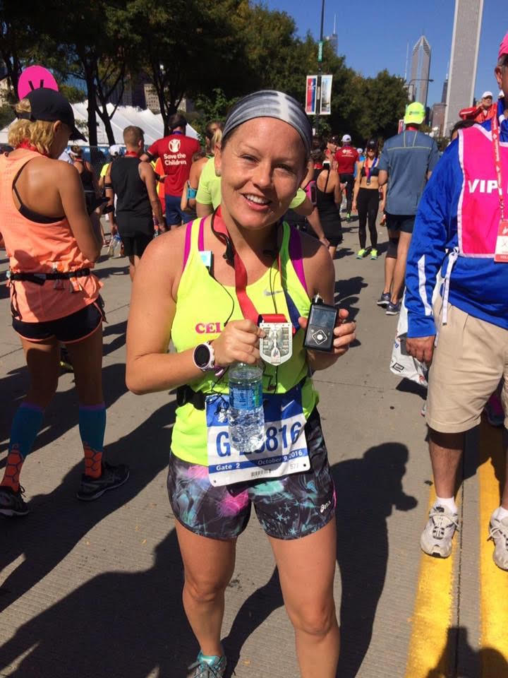 Lyndsay Gregerson - Milwaukee, WI - All-Around Endurance Athlete