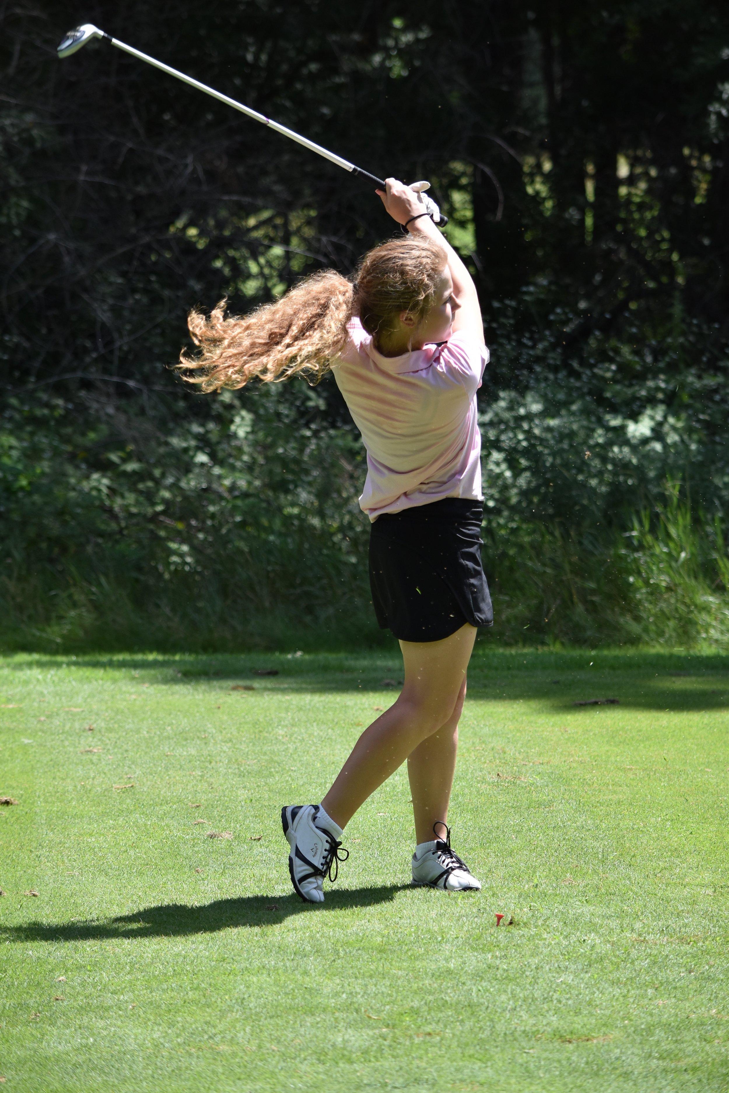 Reece Elizabeth Ohmer - Pinckney, Michigan - Golfer