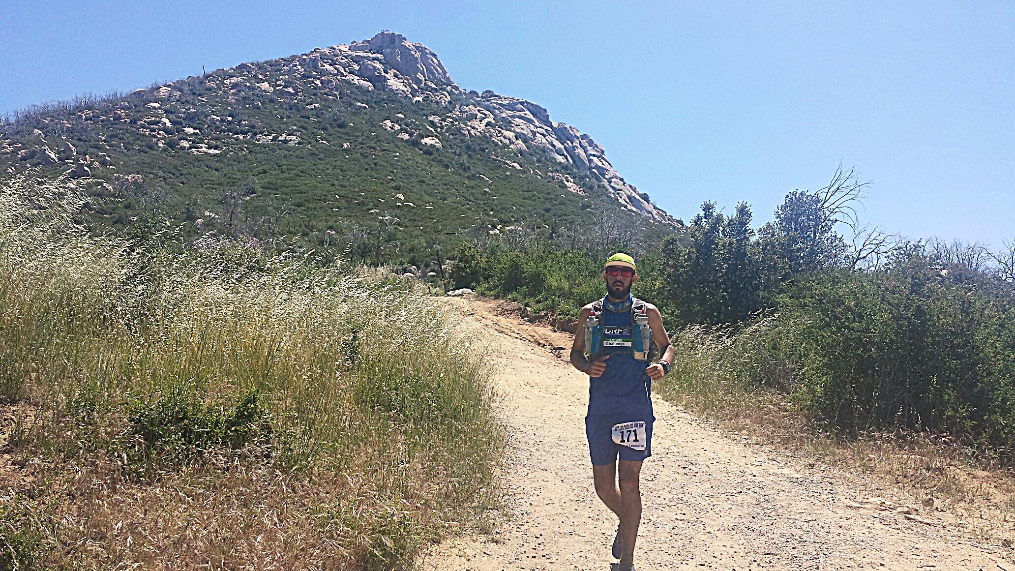 Mark Lombardo - Denver, CO - Endurance Runner