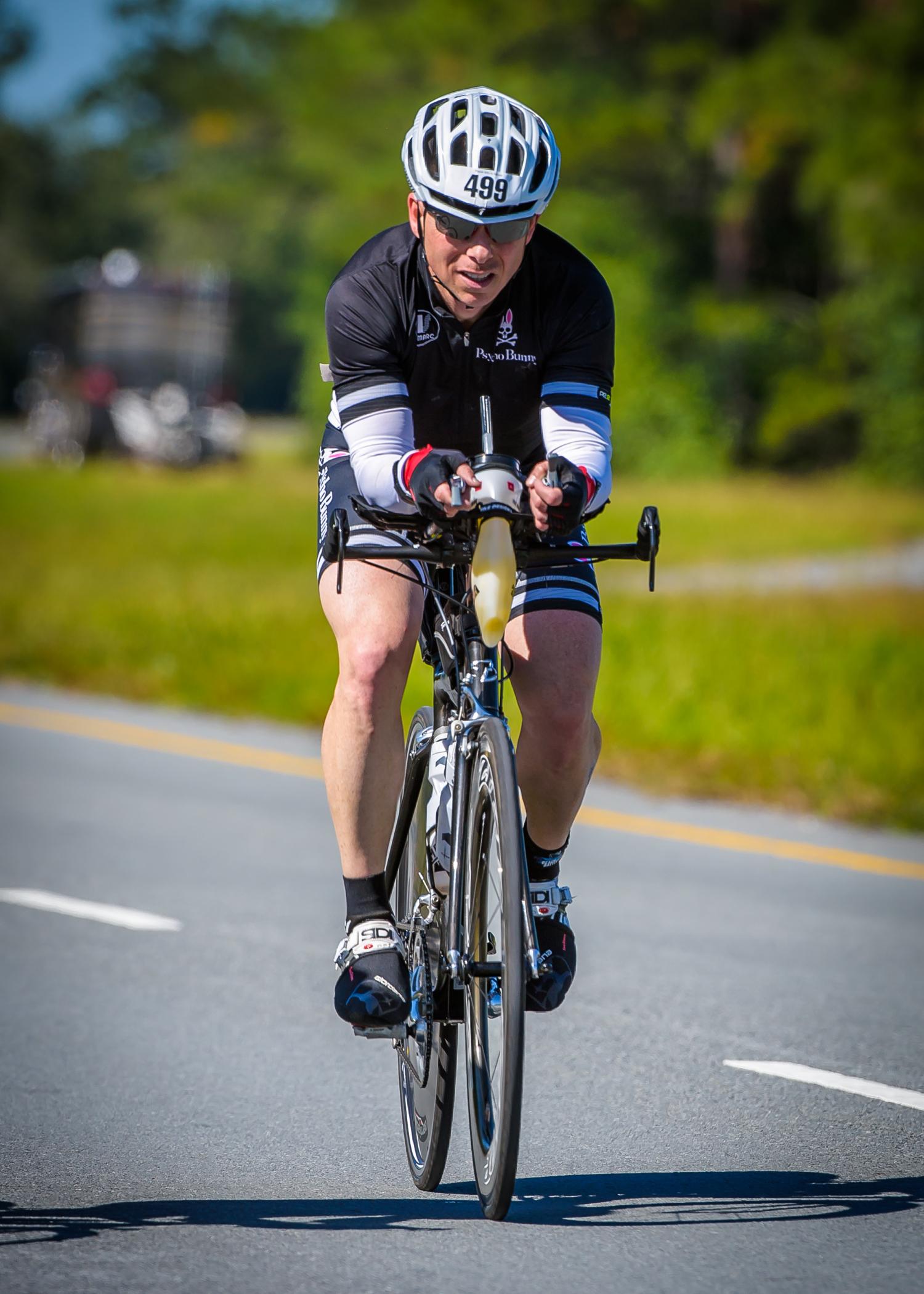 Charlie Catalano - Loveland, OH - Triathlete & Ultra-Marathoner
