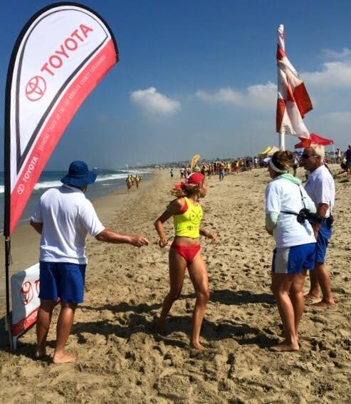 Bella Brannon - Huntington Beach, CA - Runner & Junior Lifeguard