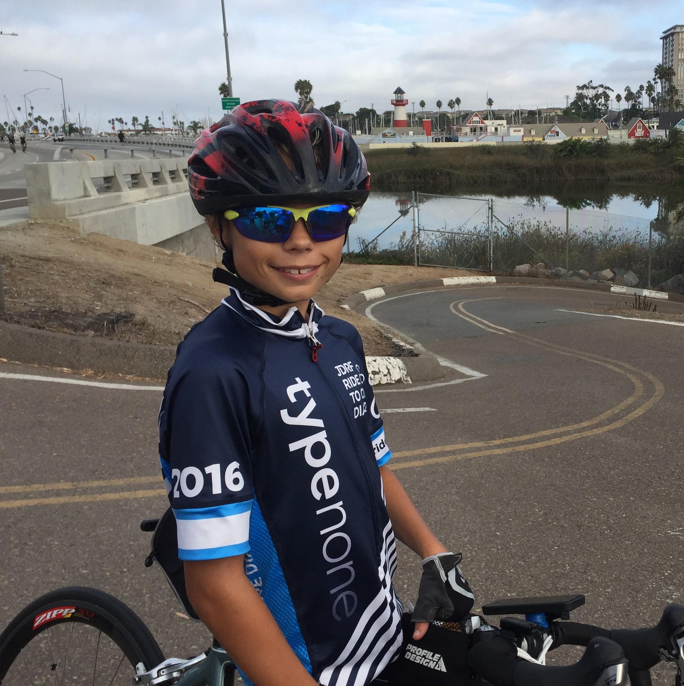 Kaiden Krenek - San Diego, CA - Runner & Triathlete
