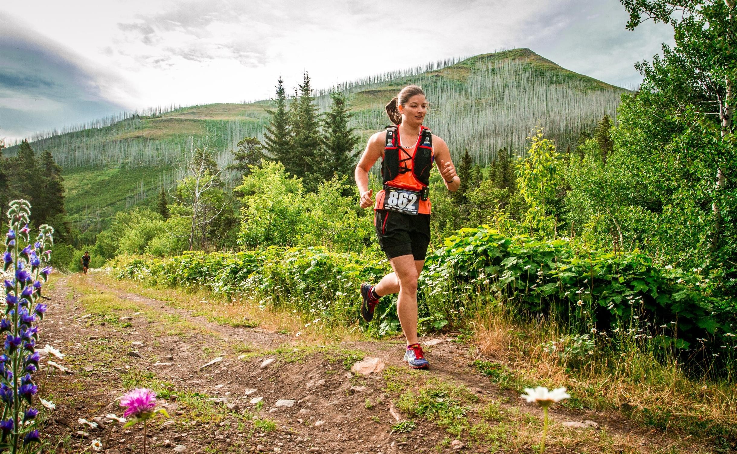 Heather Cole - Alberta, Canada - Runner & Triathlete