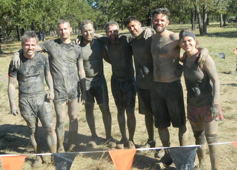 Project MUD - Join the DSP TOUGH MUDDER TEAM