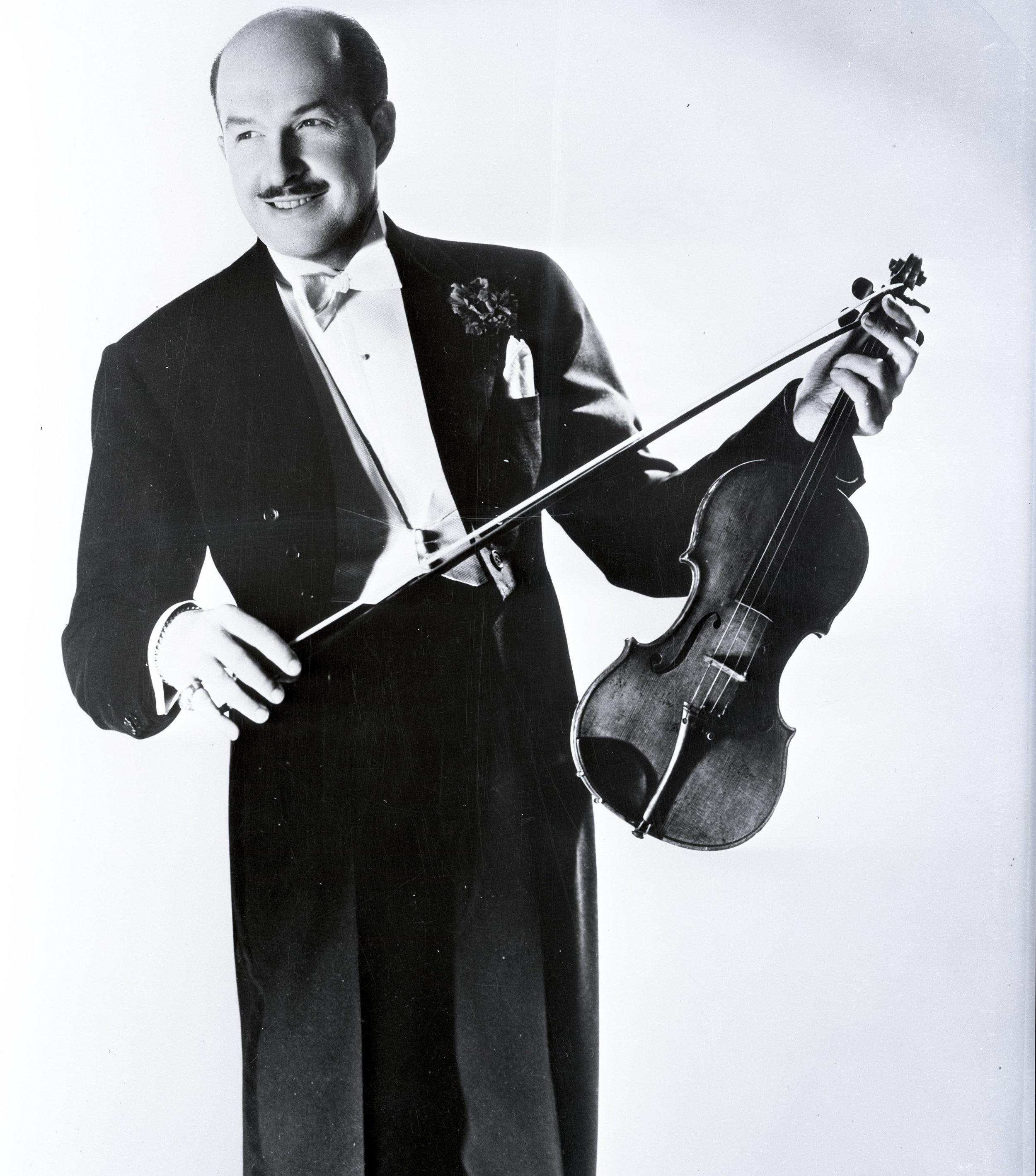 Xavier Cugat (1933-1940)