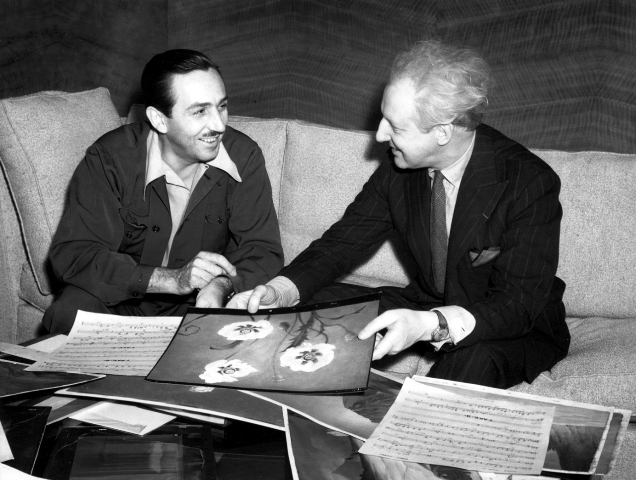 Stokowski and Walt Disney (1922-1943)