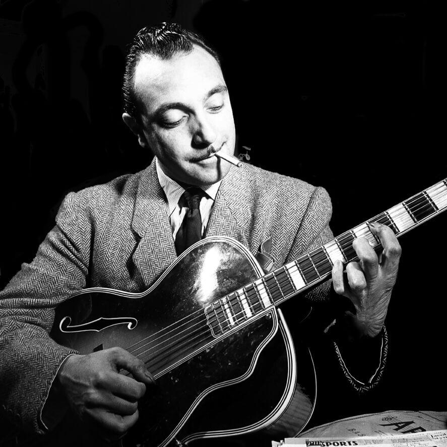 Django Reinhardt (1936-1939)