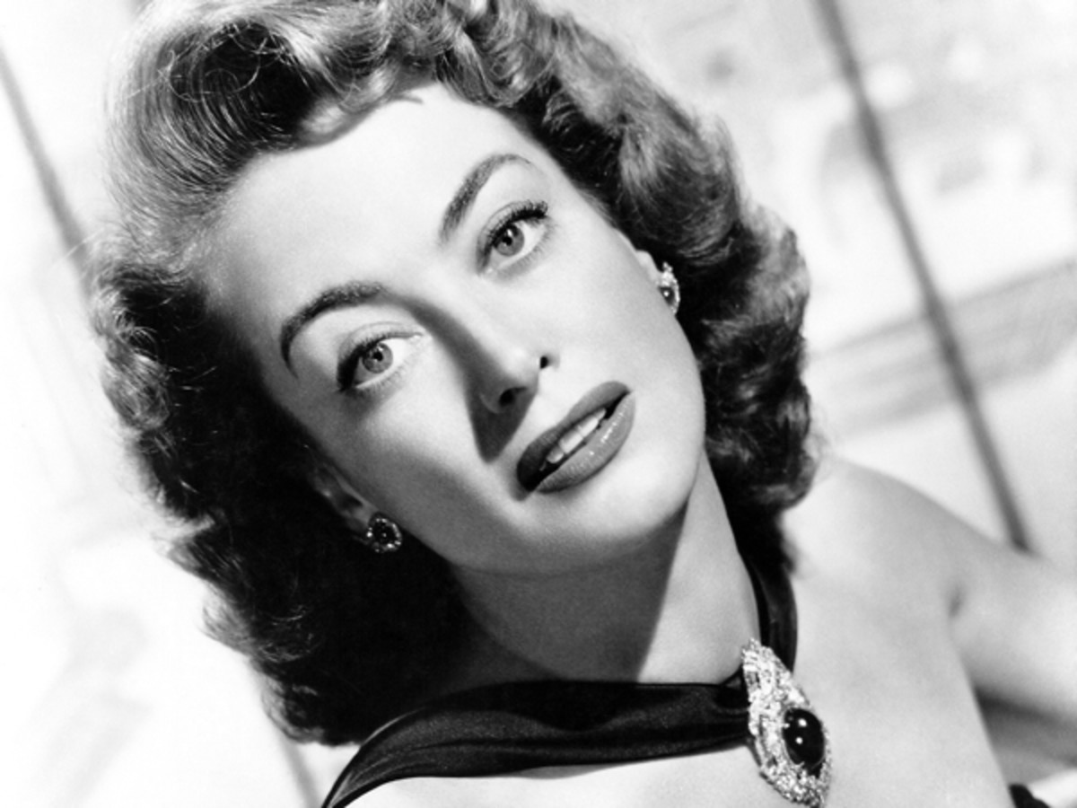 Joan Crawford (1931-1939)