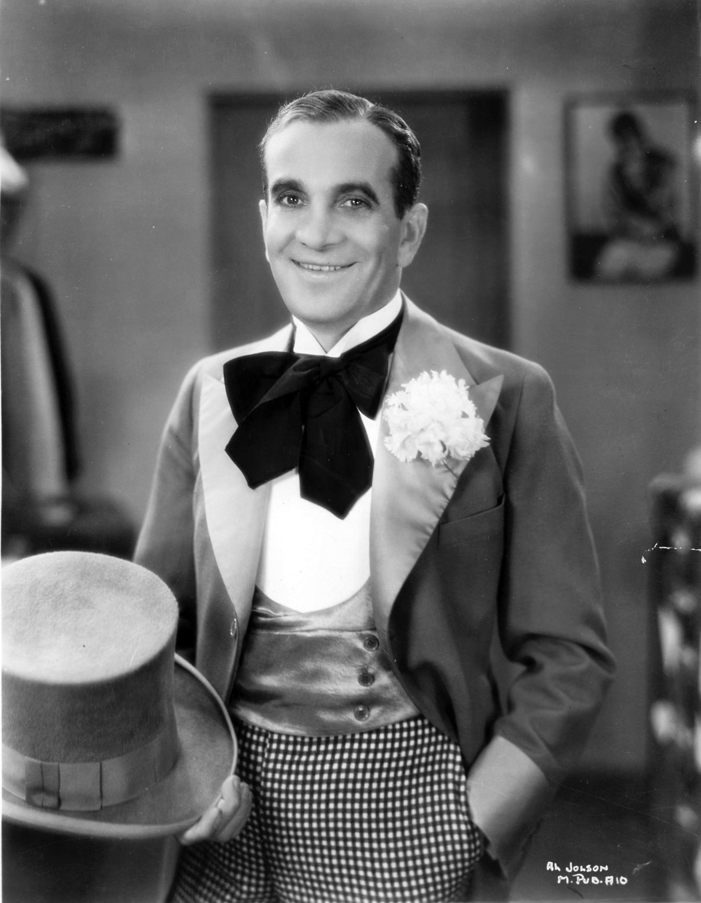 Al Jolson (1911-1932)