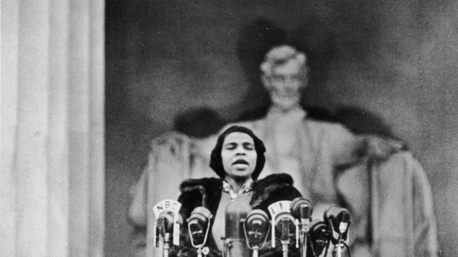 Marian Anderson (1923-1936)