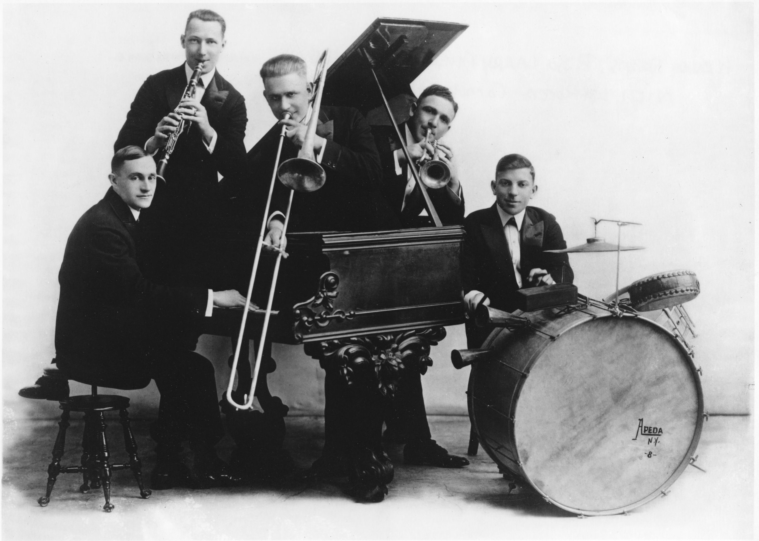 Original Dixieland Jazz Band (1917-1938)