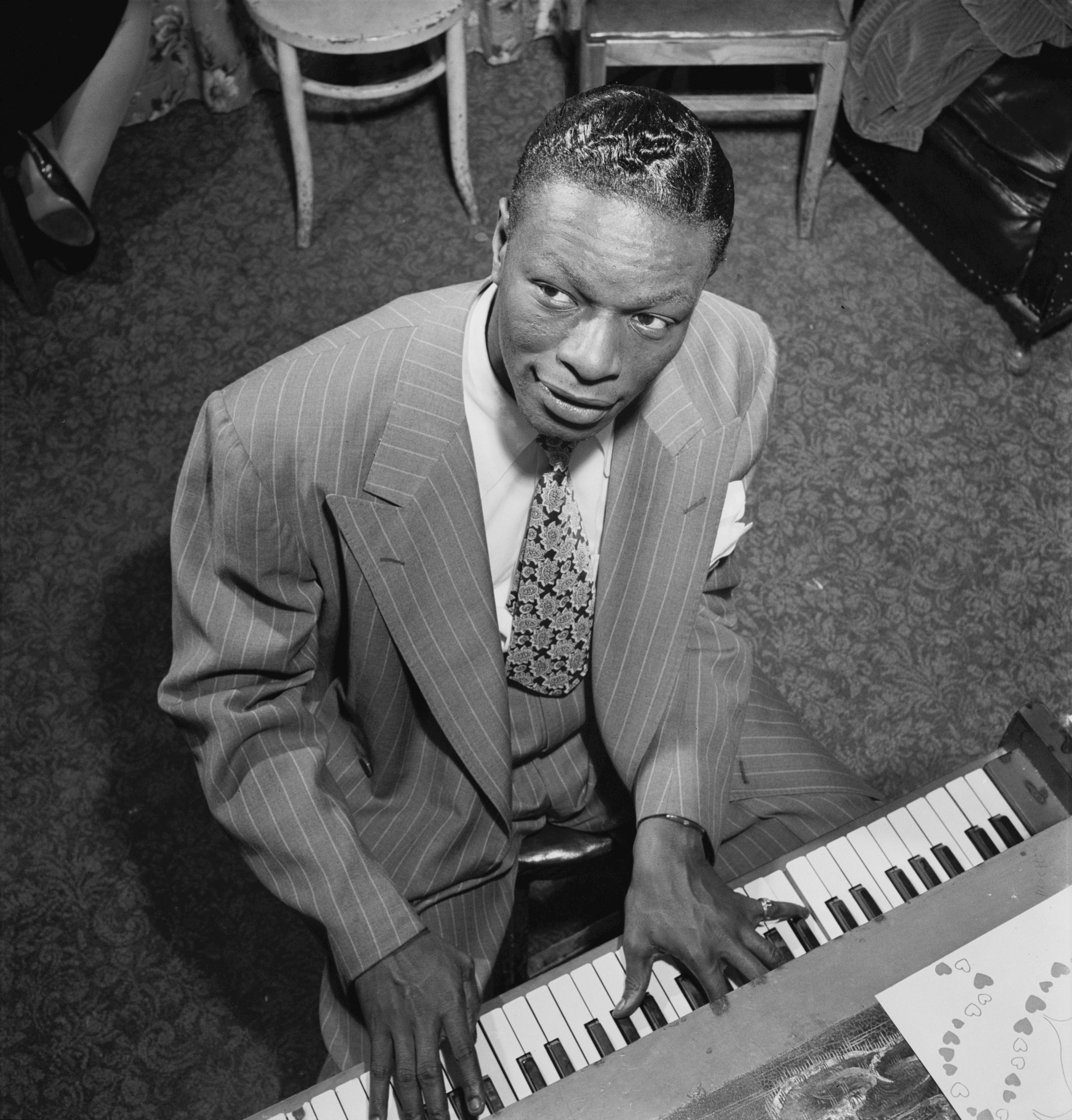 Nat King Cole (1940)