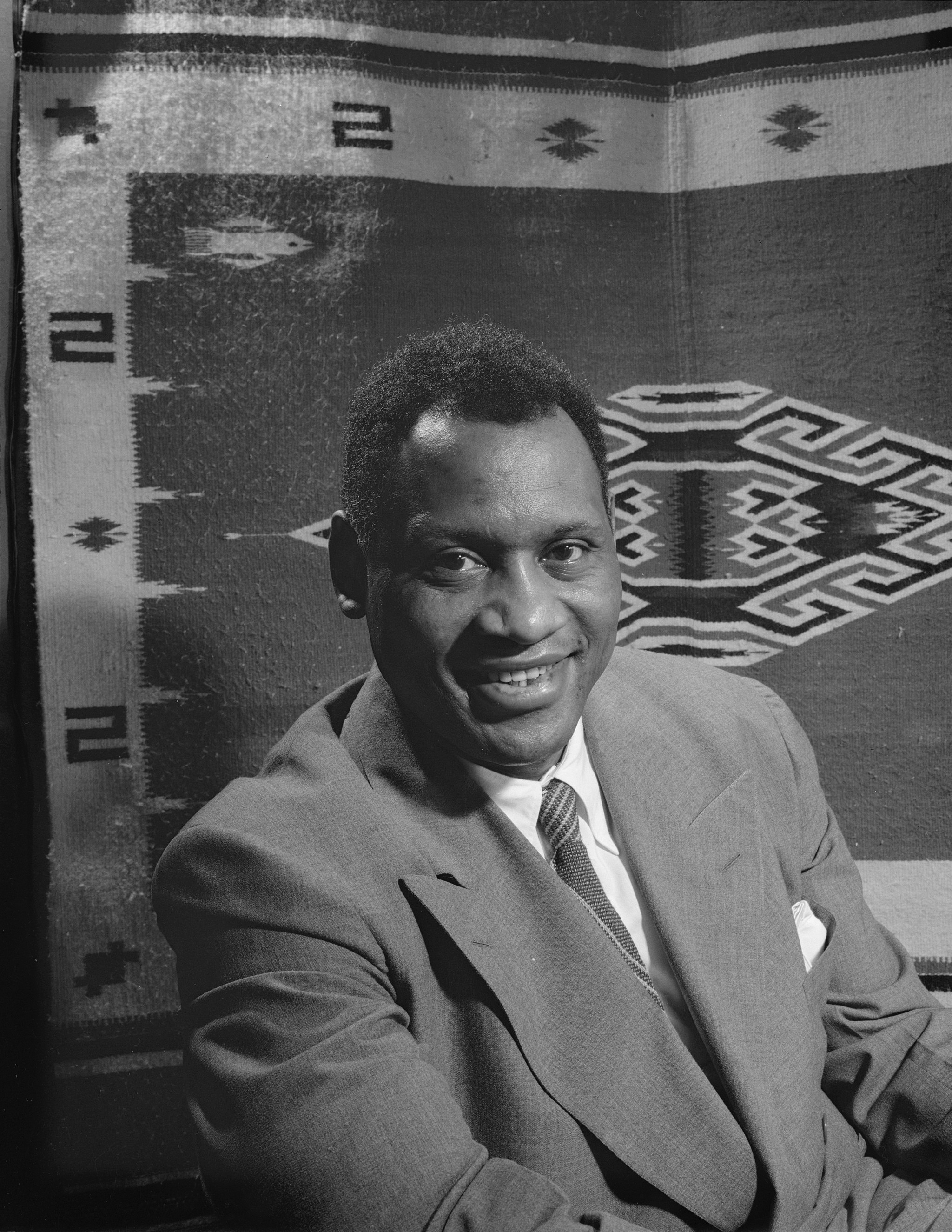 Paul Robeson (1925-1940)