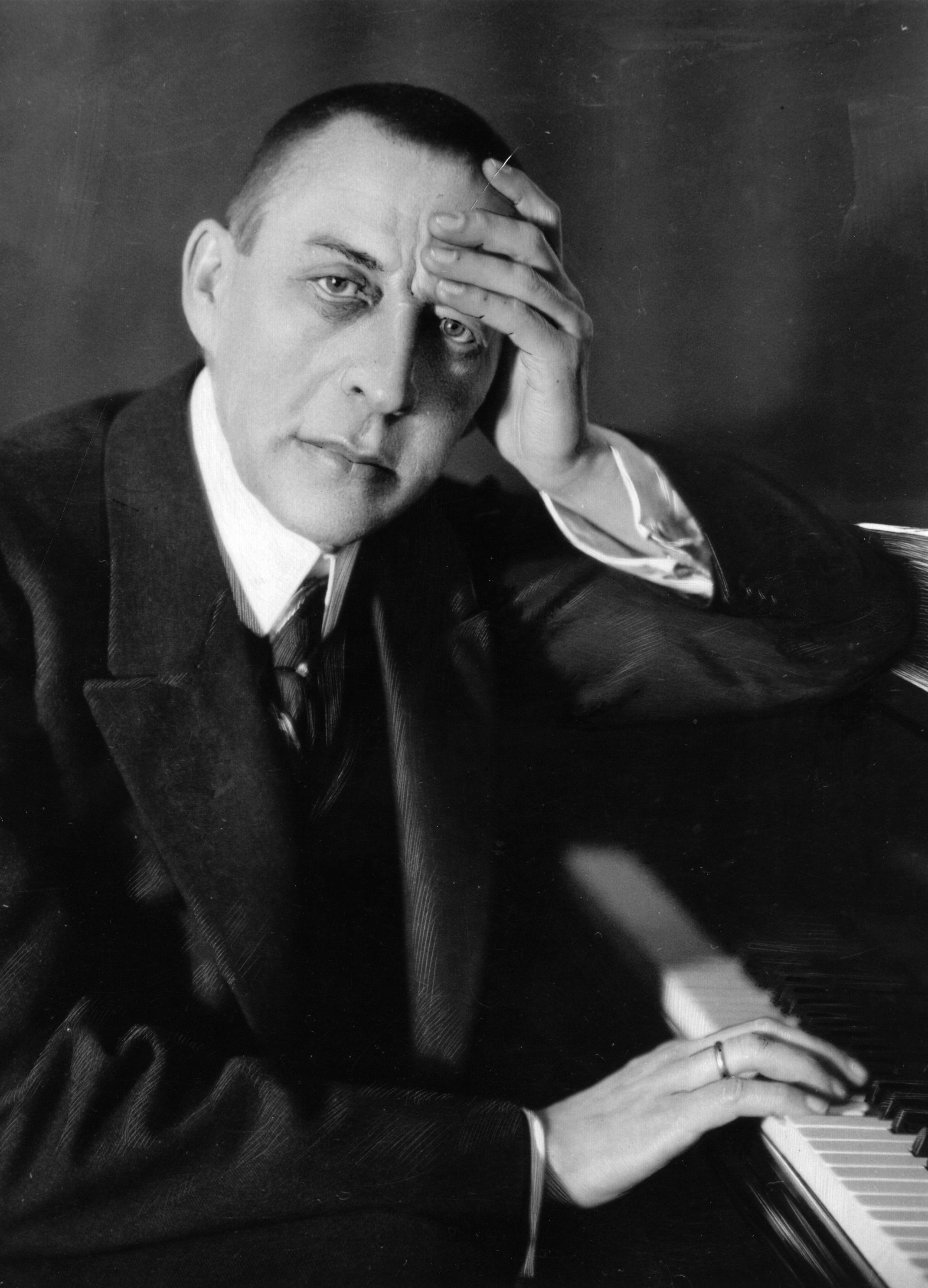 Rachmaninoff (1916-1935)