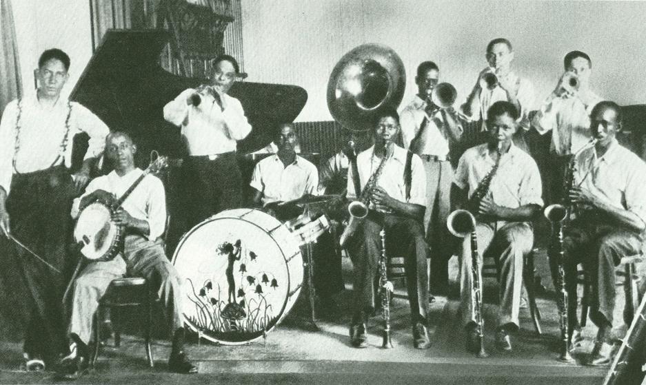 Jelly Roll Morton, July 8-12, 1929