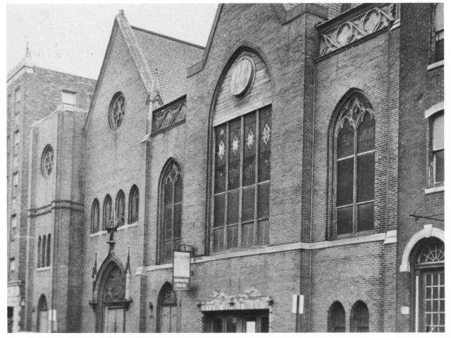 Trinity Exterior