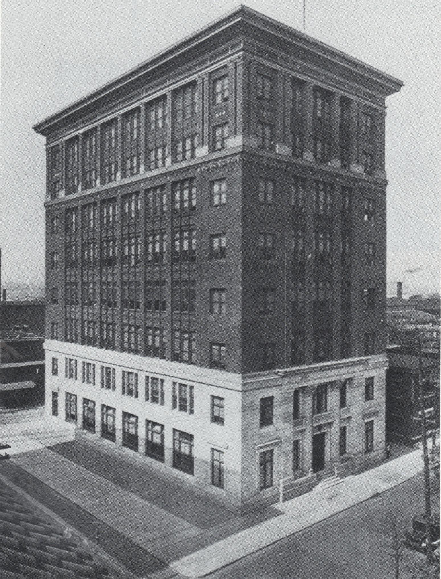 Building 2 Exterior
