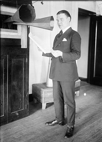 Billy Jones, 1920