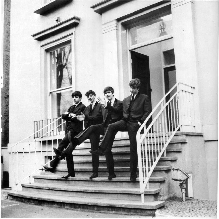 The Beatles, Abbey Road Exterior