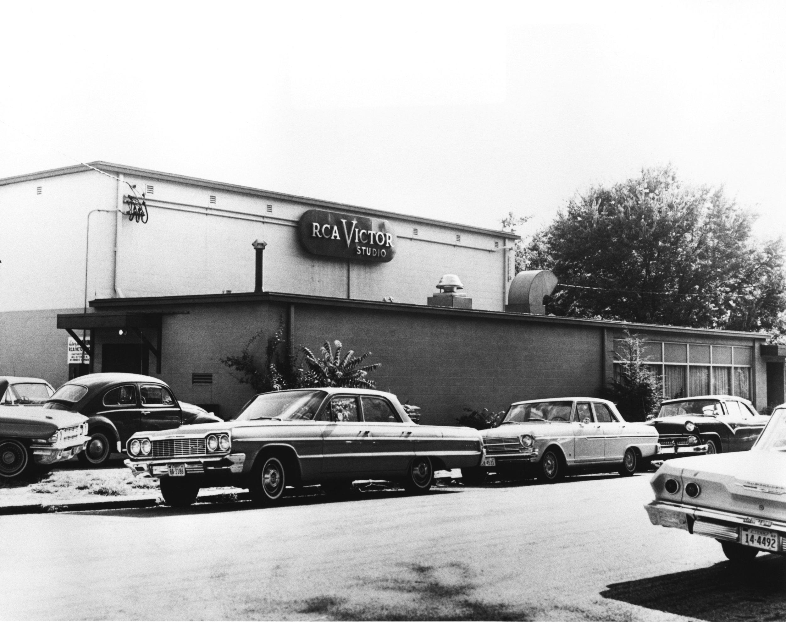 Studio B, 1960s