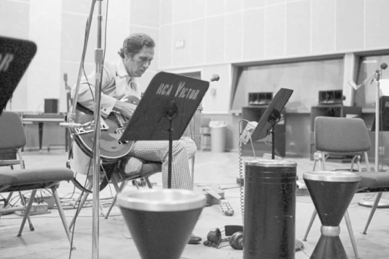 Chet Atkins, Studio B