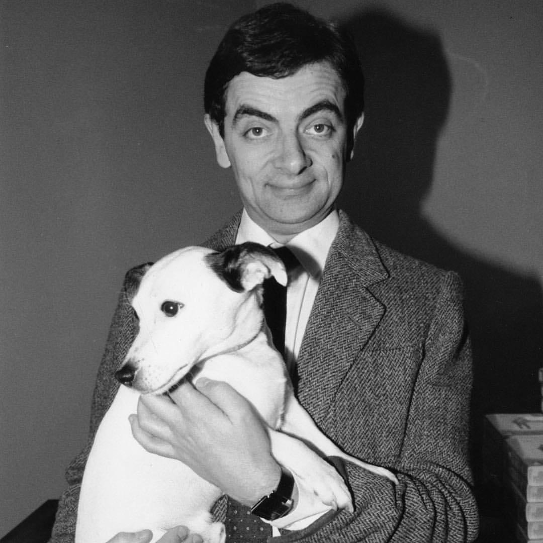 "Rowan Atkinson, ""Mr. Bean"""