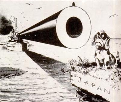 1908 Political Cartoon
