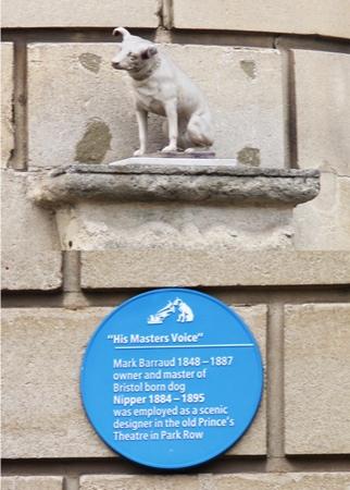 Bristol UK Blue Plaque