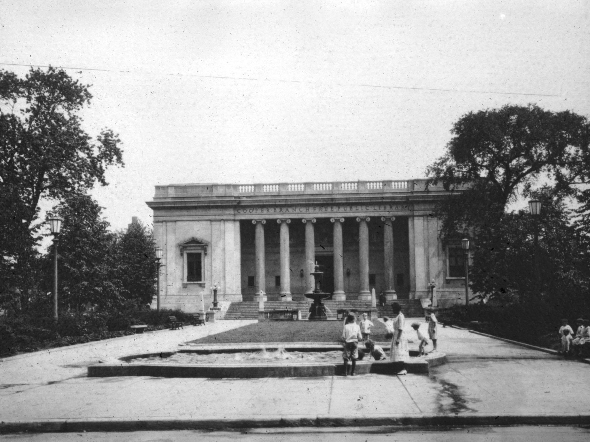 Cooper Library, Johnson Park