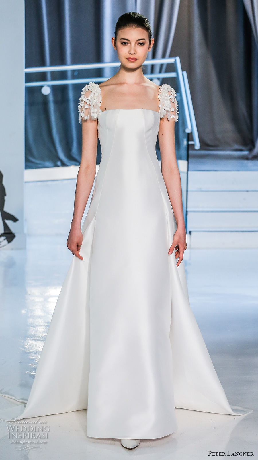 peter-langner-spring-2018-bridal-puff-sleeves-straight-across-neckline-simple-clean-elegant-sheath-wedding-dress-open-v-back-chapel-train-15-mv.jpg
