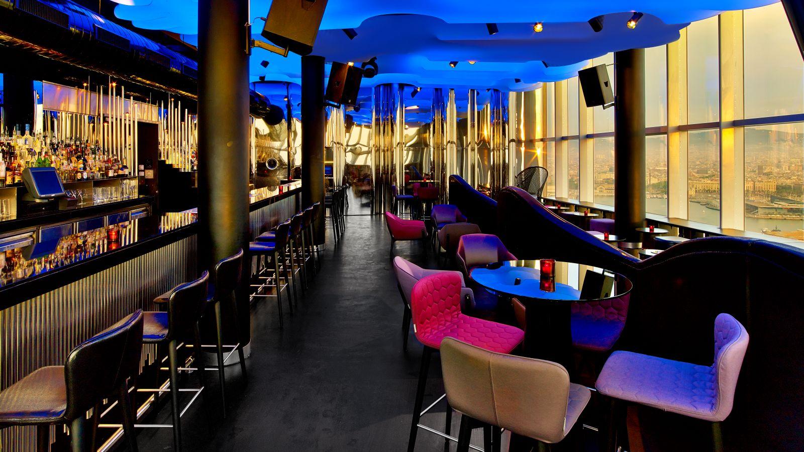 W Hotel Barcelona http://missadventures.ca/eclipse-bar-the-w-hotel-barcelona/