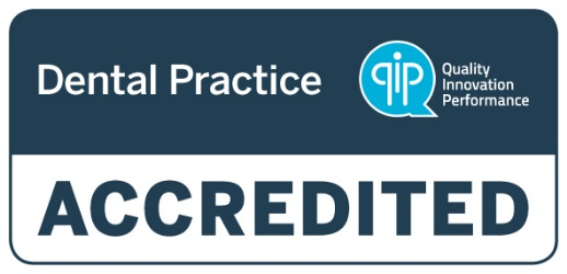 QIP Dental practice accreditation