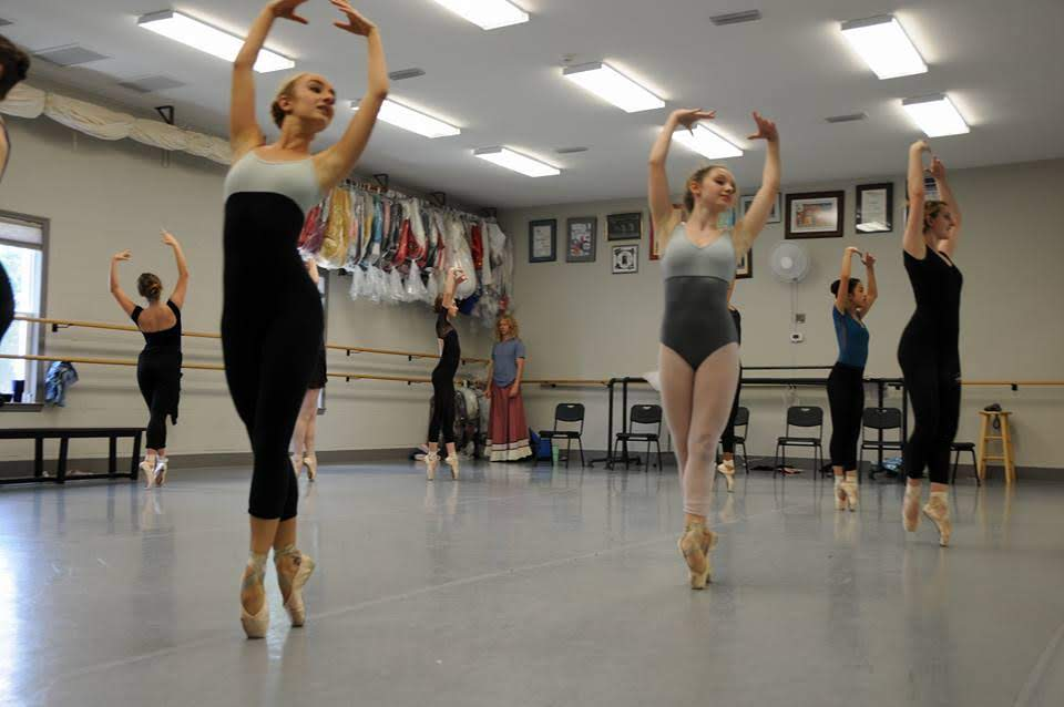 Intermediate/Advanced Ballet Technique 4:30-6 pm $50/week - For dancers at the Advanced Levels