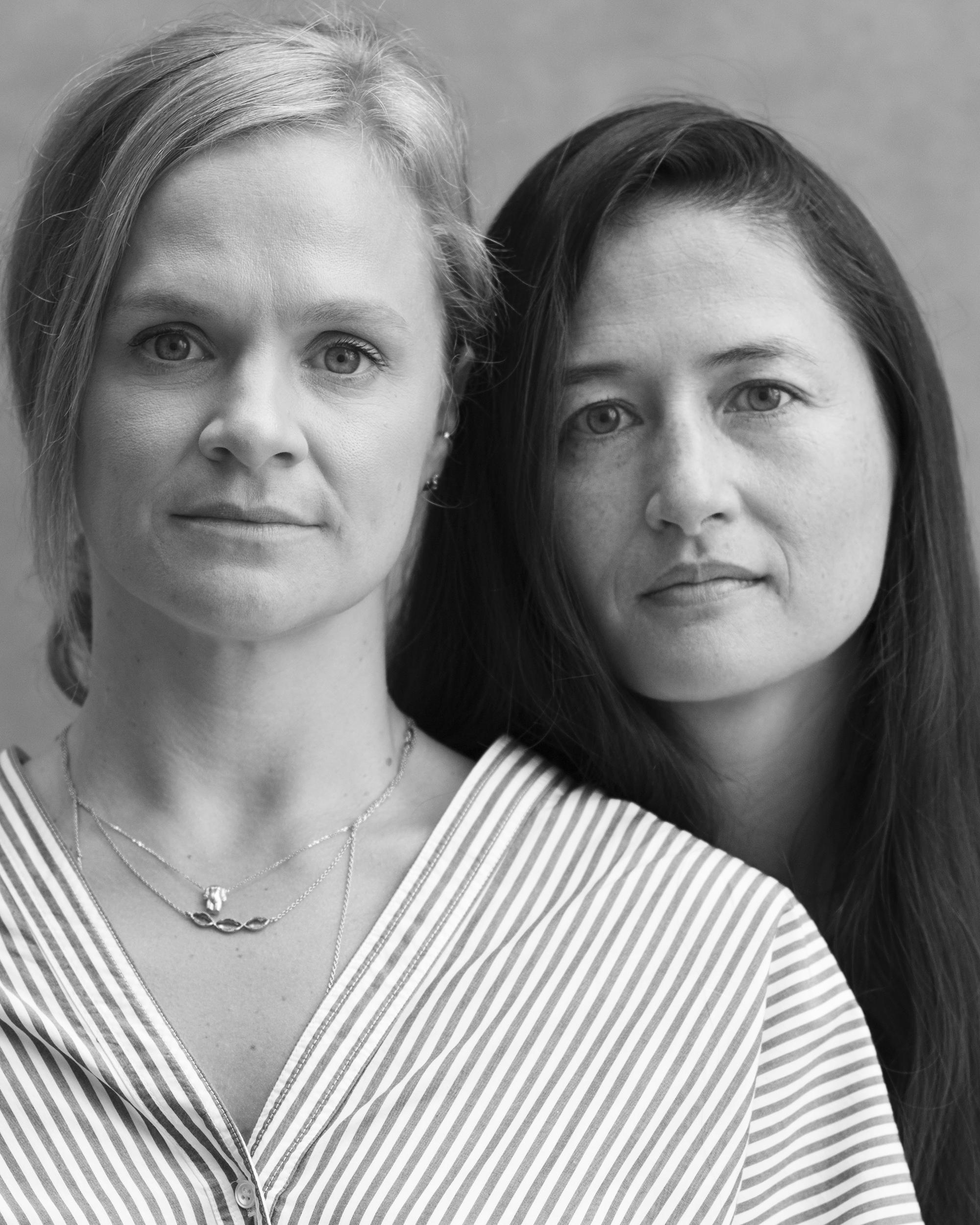 Libby Pratt and Michi Jigarjian