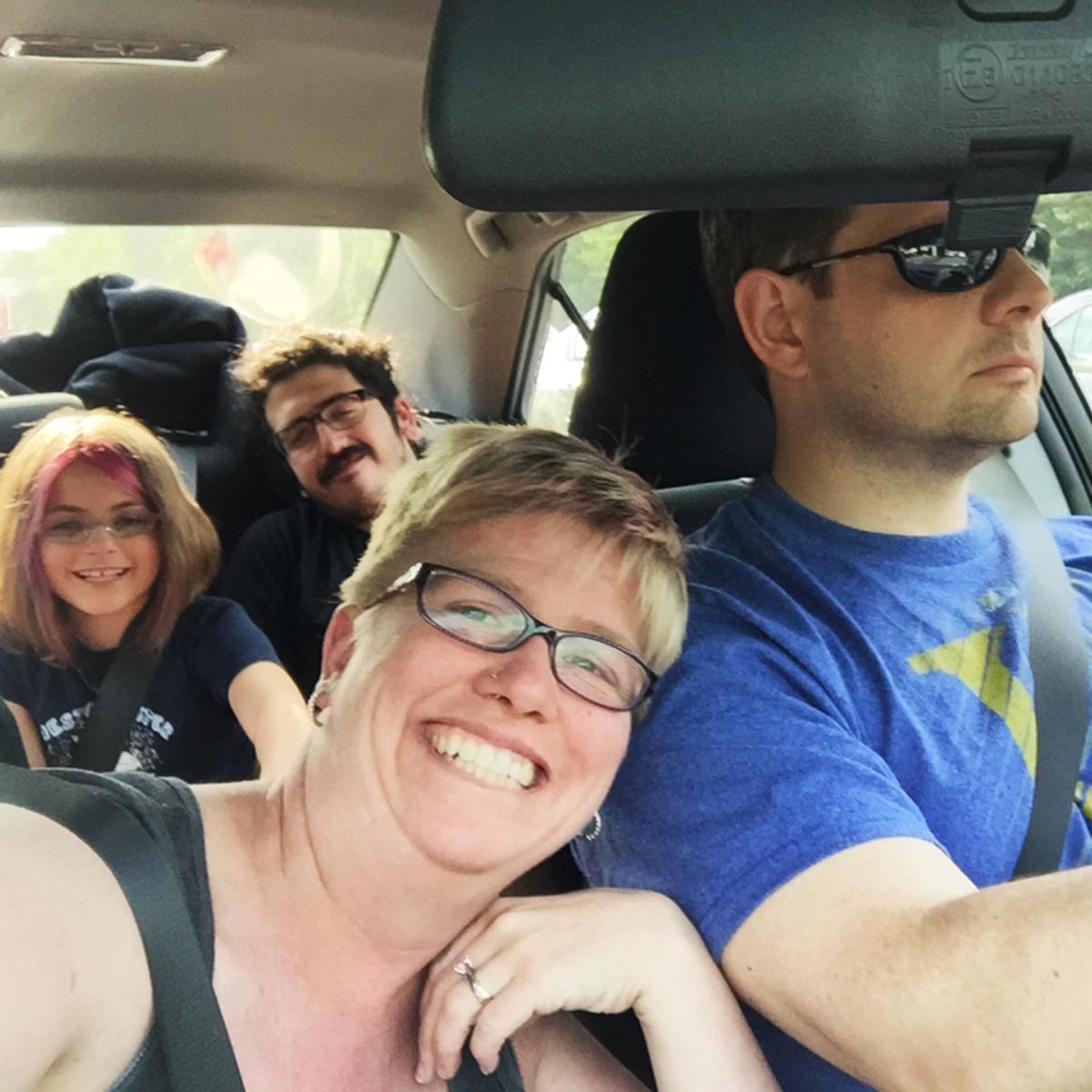 Family Road Trip!