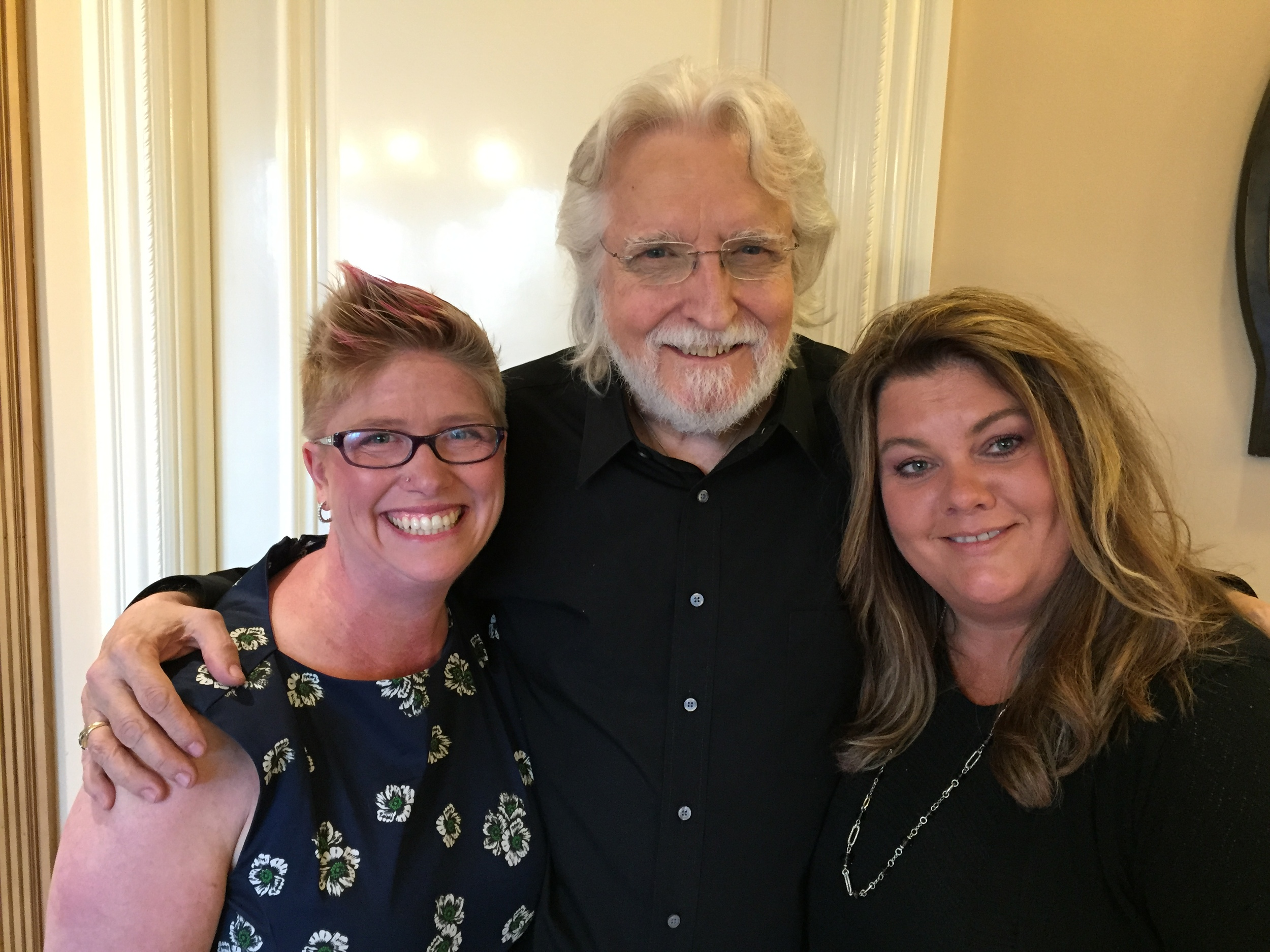 Neale, Laurie and Emily