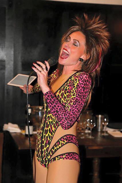 Rosa performing at Emma brithday party.jpg