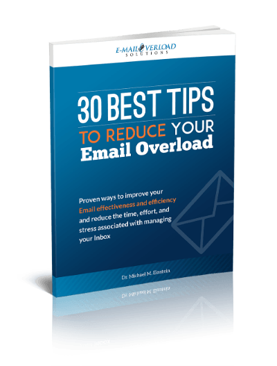 EMAIL OVERLOAD 30 BEST TIPS EBOOK