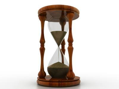 Time Management Skills Hourglass