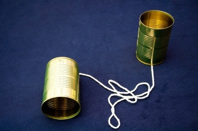 Media Richness Theory: Tin Can String Phone