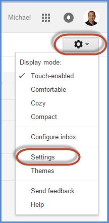 Gmail Undo Send Screenshot1