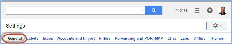 Gmail Undo Send Screenshot2