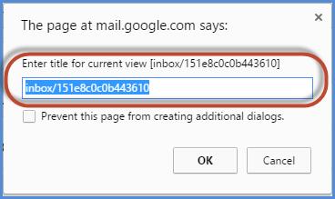 Gmail Quick Links Screenshot7A